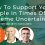 Free Webinar June 11 – How To How To Support Your People In Times of Extreme Uncertainty